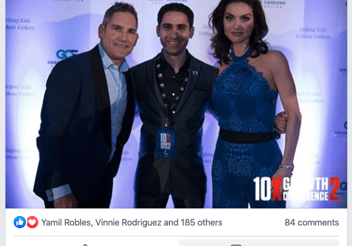 New to Grant Cardone?