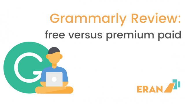 Grammarly review – free versus premium paid, which is better?